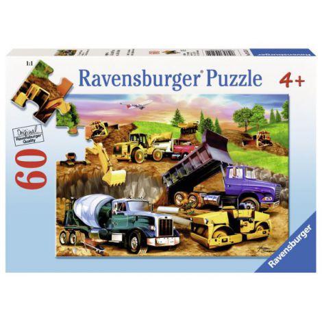 Puzzle constructie, 60 piese