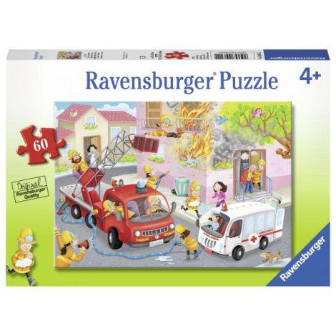 Puzzle salvarea, 60 piese