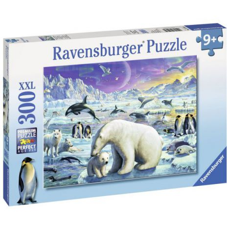 Puzzle Animale Polare, 300 piese