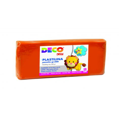 Plastilina moale 500 gr - Orange