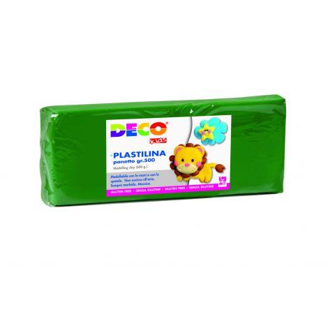 Plastilina moale 500 gr - Verde