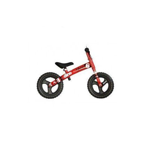 Bicicleta incepatori - dino bikes-150 rosu