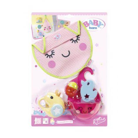 BABY born - Set pentru baita bebelusului