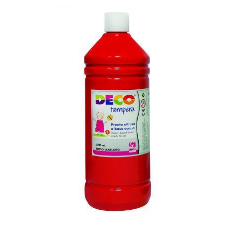 Tempera pentru pictura 1000 ml - Rosu