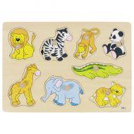 Puzzle Gradina Zoologica - Goki