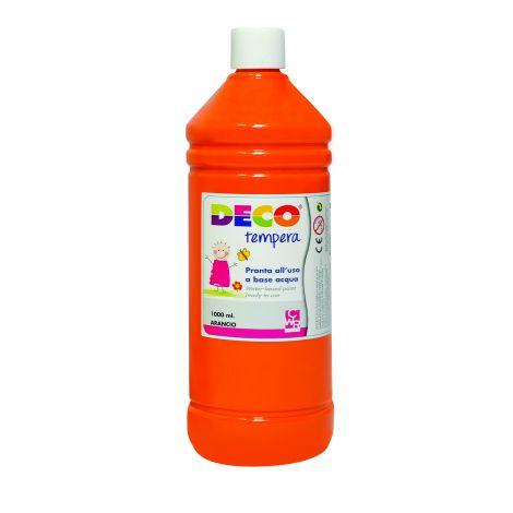 Tempera pentru pictura 1000 ml - Portocaliu