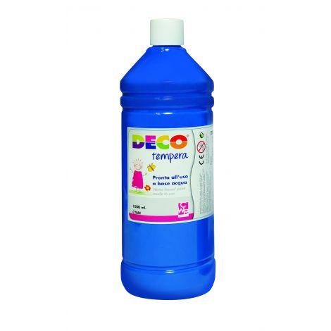 Tempera pentru pictura 1000 ml - Albastru