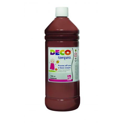 Tempera pentru pictura 1000 ml - Maro