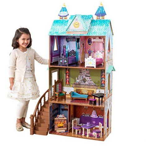 Palatul ARENDELLE Disney® Frozen Kidcraft 65945
