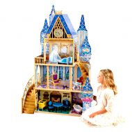 Casuta din lemn pentru papusi Cinderella Royal Dream