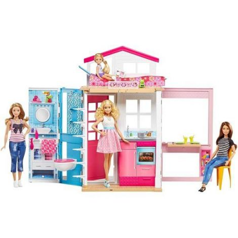 Casa Barbie Story House DVV47 Mattel