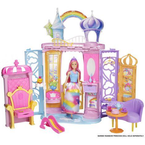 Castel Barbie Curcubeu Dreamtopia Mattel