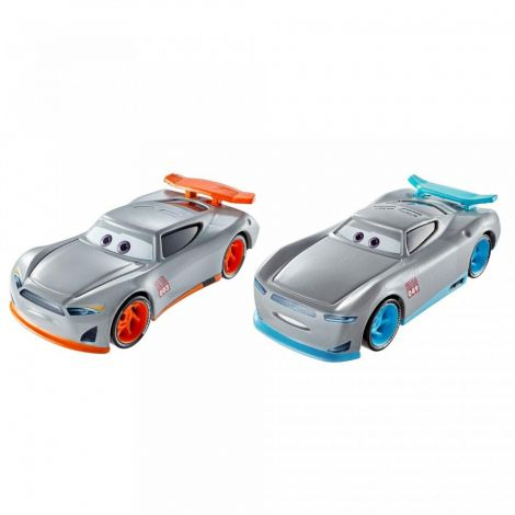 Masinute Disney Cars 3 Gabriel si Aiden