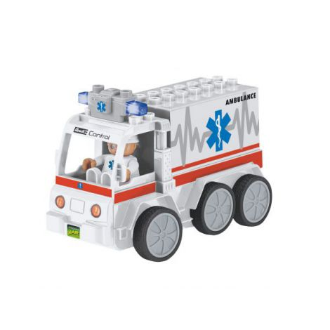 Revell ambulanta