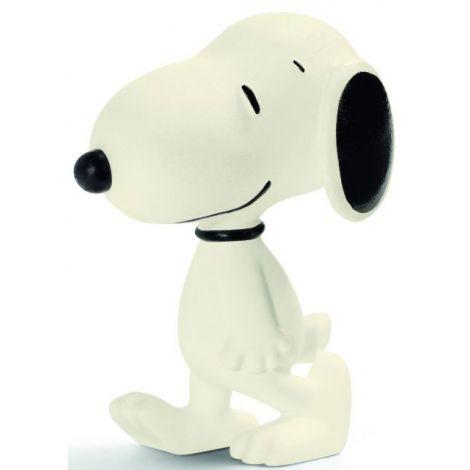 Snoopy mergand schleich22001