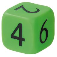 Cub mare cu numere