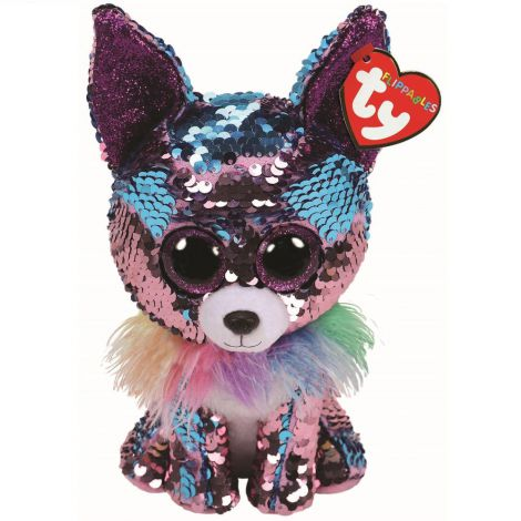 Plus cu paiete chihuahua YAPPY (24 cm) - Ty