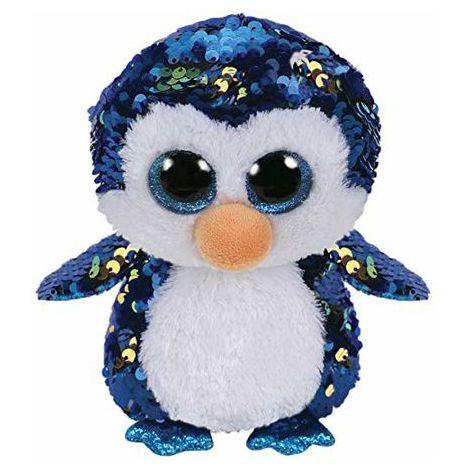Plus cu paiete pinguinul PAYTON (24 cm) - Ty