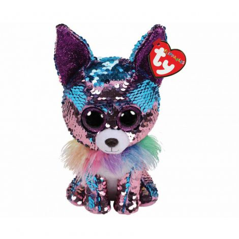 Plus cu paiete chihuahua YAPPY (15 cm) - Ty