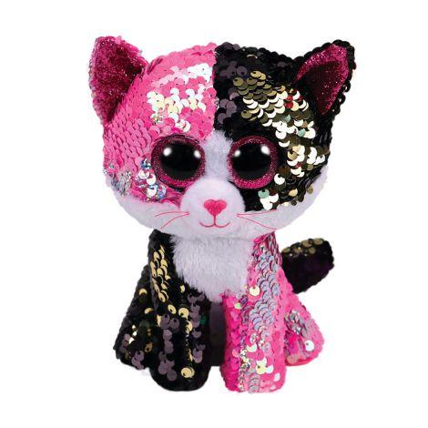 Plus cu paiete pisica MALIBU (15 cm) - Ty