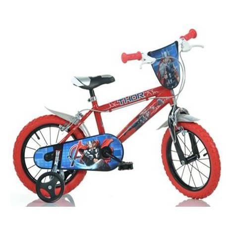 Bicicleta thor 14 - dino bikes-414thr