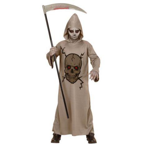 Costum schelet roba gri