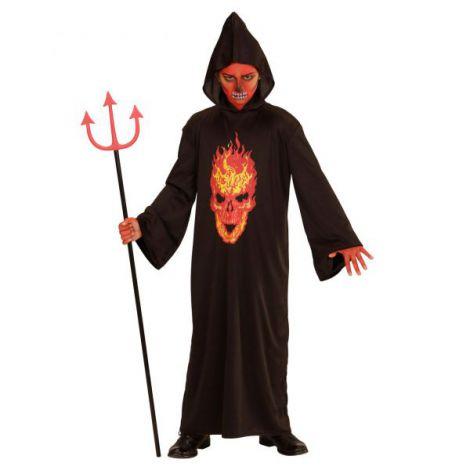 Costum dracusor schelet infricosator
