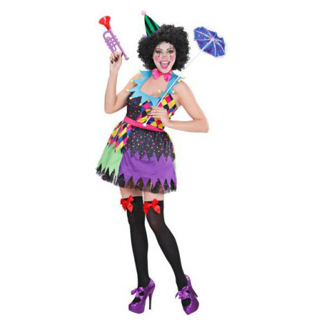Costum Clown Girl imagine