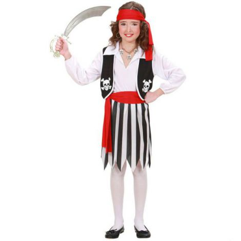 Costum piratesa