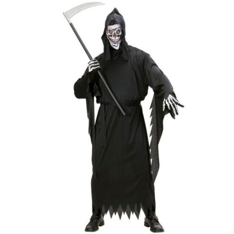 Costum grim reaper halloween adult