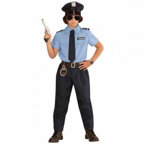 Costum politist baiat