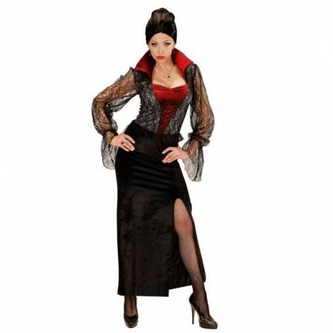 Costum vampirita dantelata