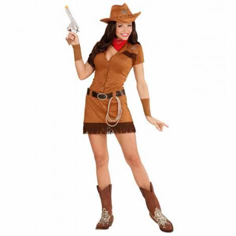 Costum cowgirl