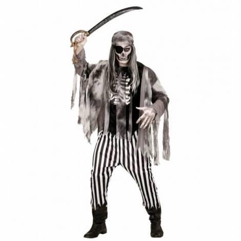Costum Pirat Fantoma Halloween imagine
