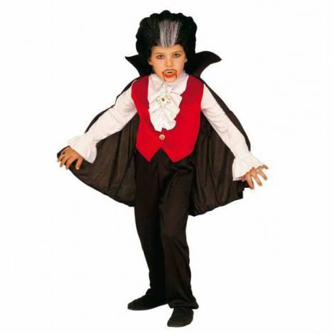Costum Baiat Vampir Contele Dracula imagine