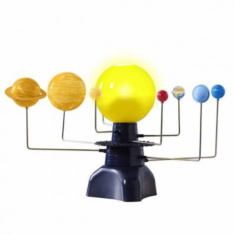Sistem solar motorizat