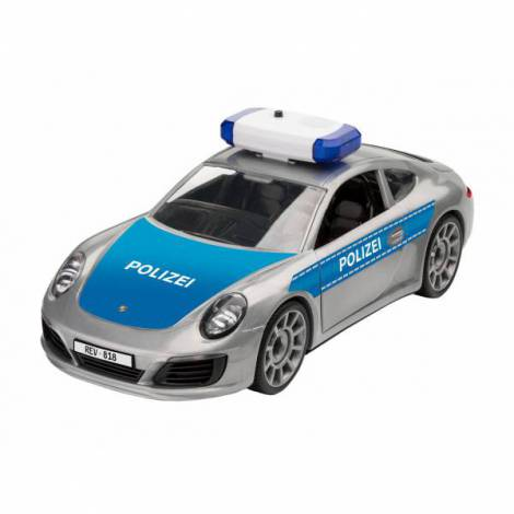 Revell junior kit porsche 911 \'police\' rv0818