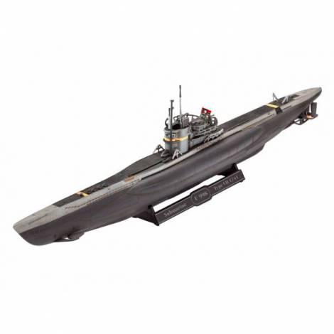 Revell german submarine type vii c/41