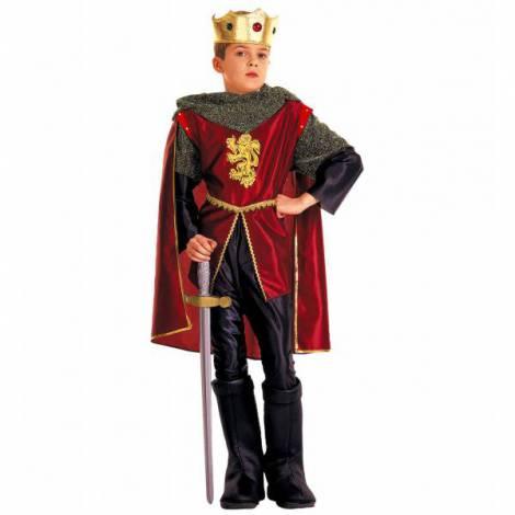 Costum cavaler roial