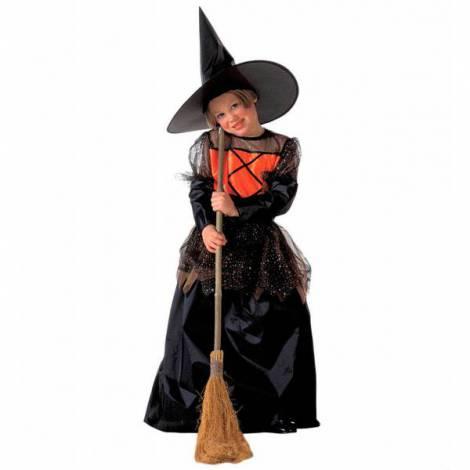 Costum fetita vrajitoare negru