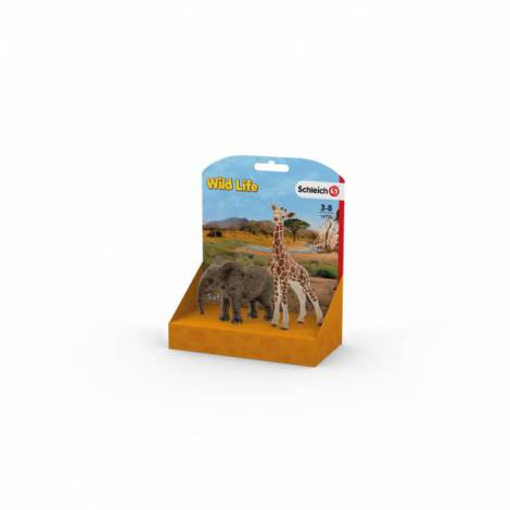Set figurine safari schleich