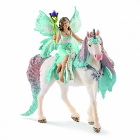 Figurina schleich eyela cu unicorn sl70569