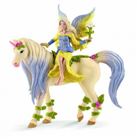Figurina schleich sera cu unicorn sl70565