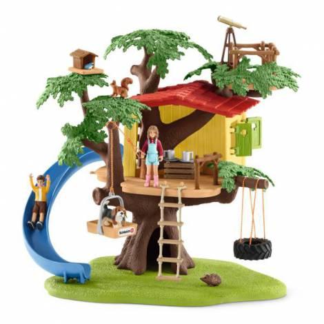 Aventura in casuta din copac sl42408
