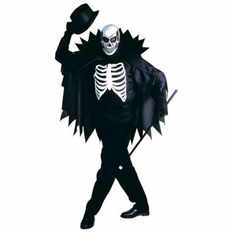 Costum Schelet Magician imagine