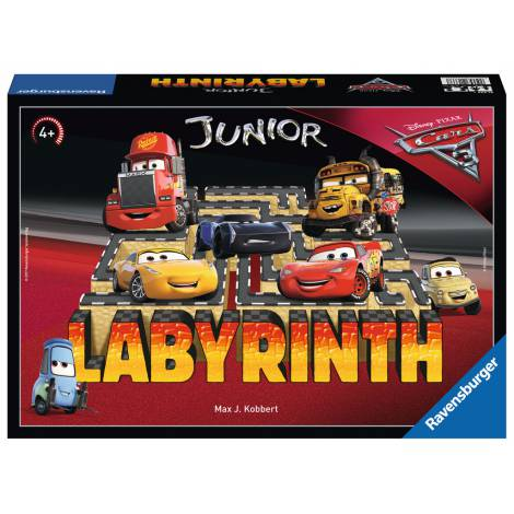 JOC LABIRINT JUNIOR - CARS (ro)