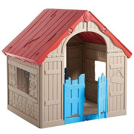 Casuta de joaca pliabila Play House