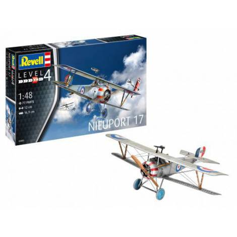 Revell Nieuport 17 imagine