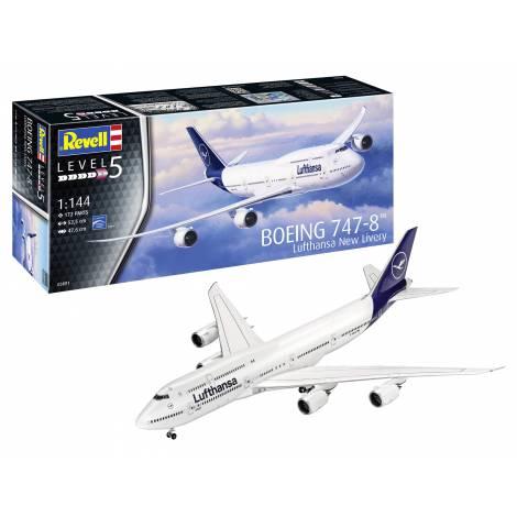 Revell Boeing 7478 Lufthansa