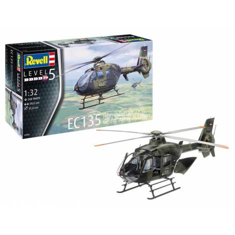 Revell EC 135 Heeresflieger/German Army Aviation